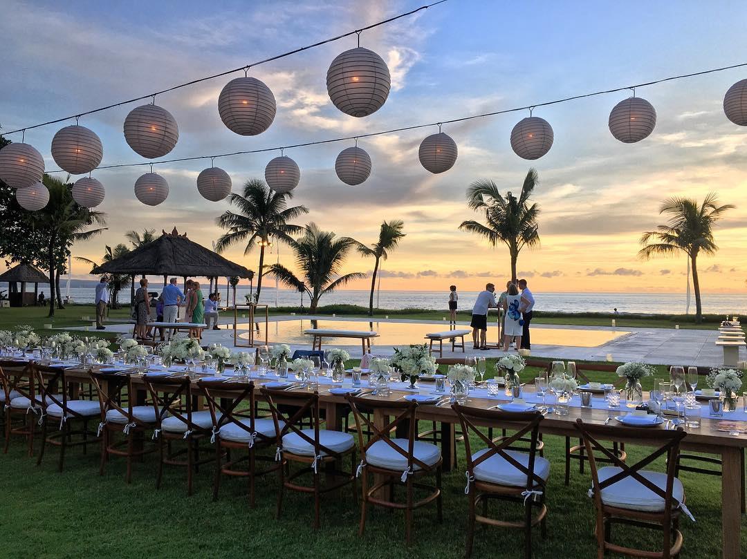 Wedding Venues In Bali Berry Amour Villas