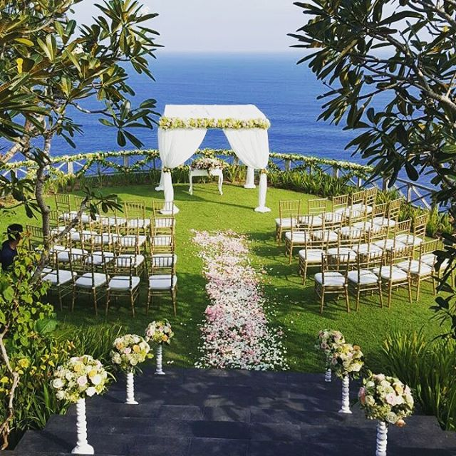 wedding venues in bali