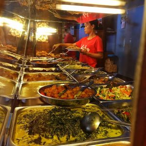 culinary in bali warung kolega