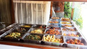 culinary in bali warung yess