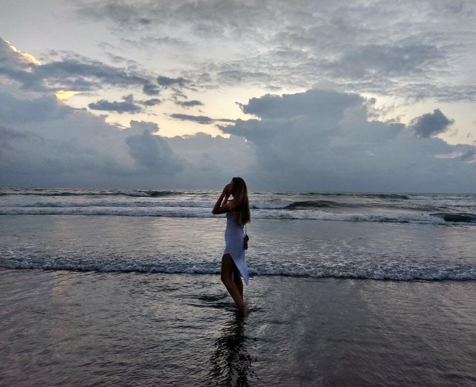 Watch Sunset At Kayu Putih Beach Berry Amour Villas