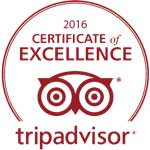 tripadvisor award 2016