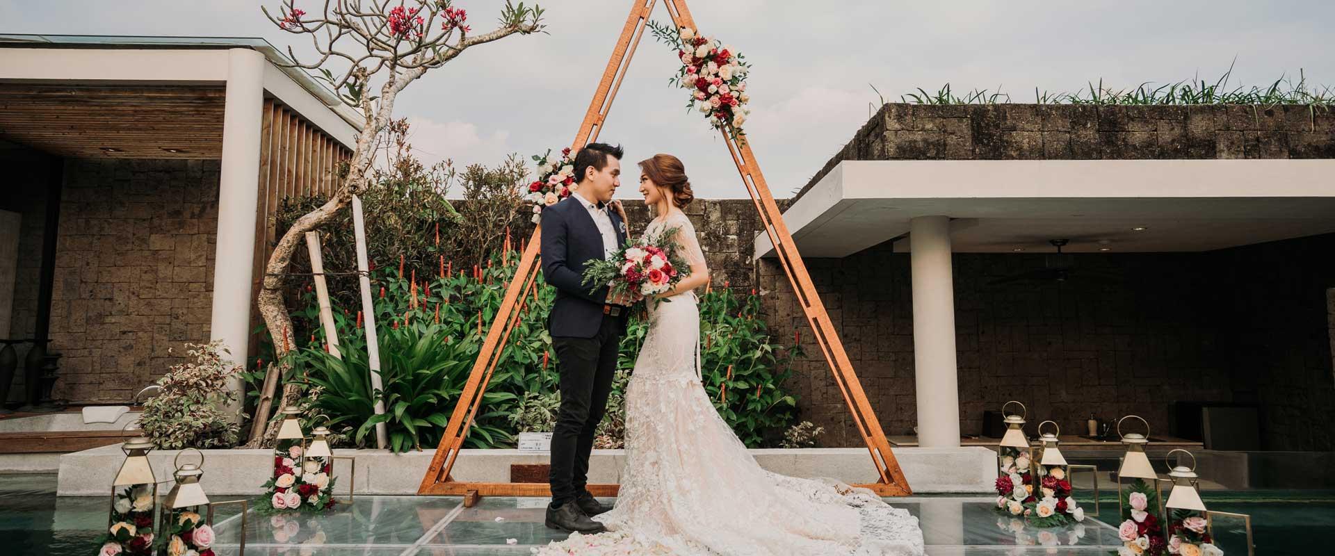 wedding ceremony berry amour seminyak