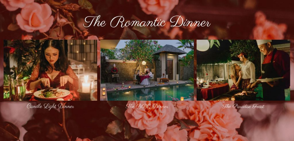 The Romantic Dinner
