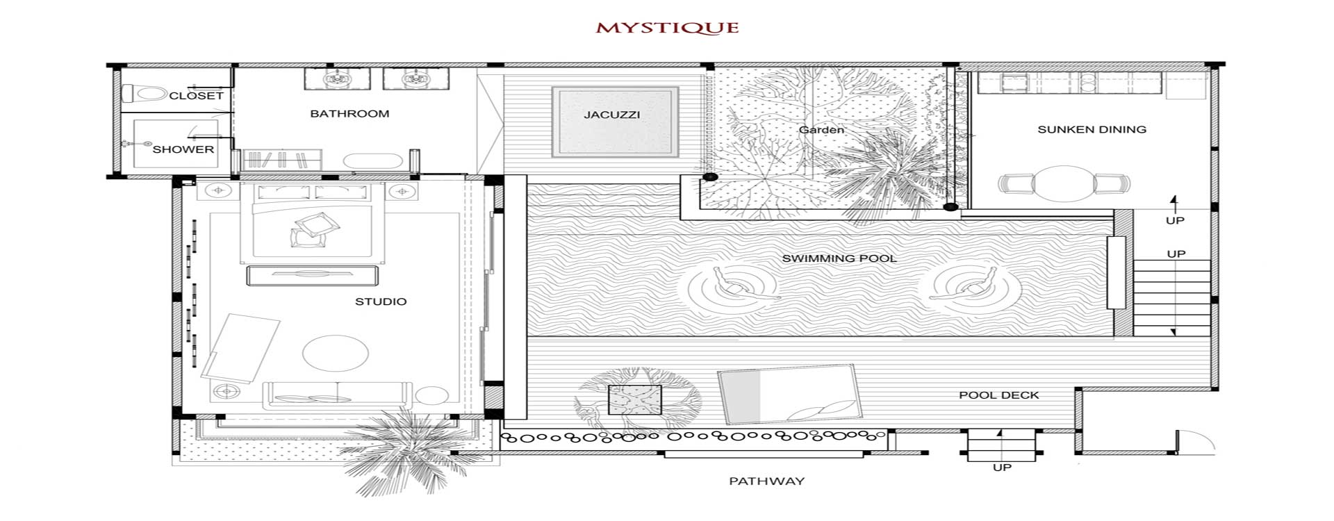 Mystique Layout